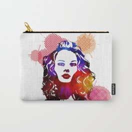 Pop Girl Carry-All Pouch