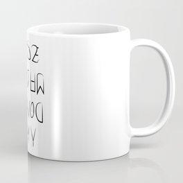 Eternal companions (black) Coffee Mug