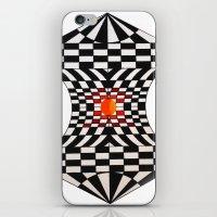fibonacci iPhone & iPod Skins featuring Fibonacci by Jose Luis