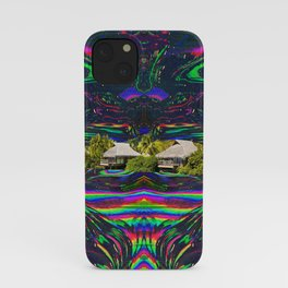 Dream Vacation iPhone Case