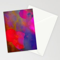 She Always Colored Outside the Lines Stationery Cards