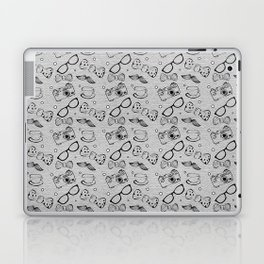 Hipster Elements Pattern Laptop & iPad Skin