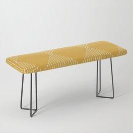Geo / Yellow Bench