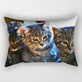 What's Over There? Rectangular Pillow