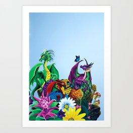 The Hatchlings Art Print