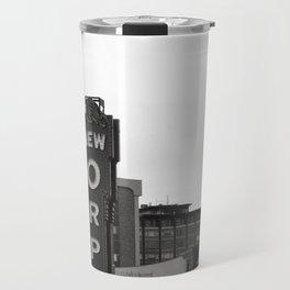 Madtown Orpheum Travel Mug