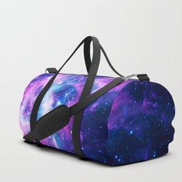 Dream Of Nebula Galaxy Duffle Bag