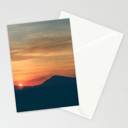 At the End of the Day Stationery Cards