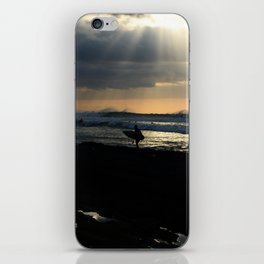Canary Island iPhone Skin