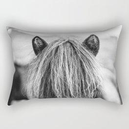 Wild Horse no. 1 Rectangular Pillow