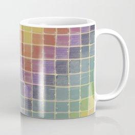 Chromatic Patchwork  Coffee Mug