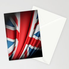 Flag of Great Britain Stationery Cards