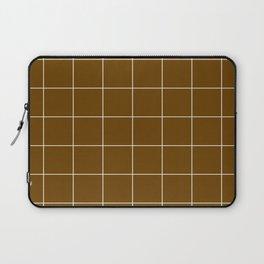 Minimal_LINES_EARTH Laptop Sleeve