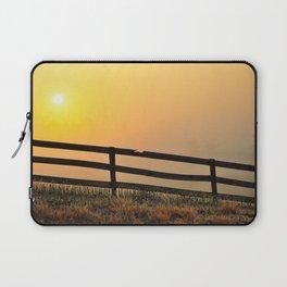 Foggy Farm Laptop Sleeve
