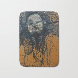 "Amedeo Modigliani ""Diego Rivera"" (1916) Bath Mat"