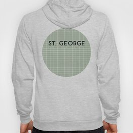 ST. GEORGE | Subway Station Hoody