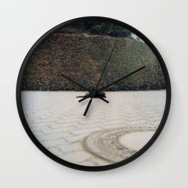 Queen of the Street Wall Clock