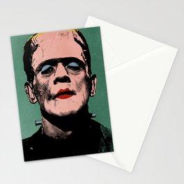 The Fabulous Frankenstein's Monster Stationery Cards