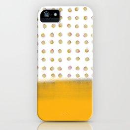 dot dot dot iPhone Case