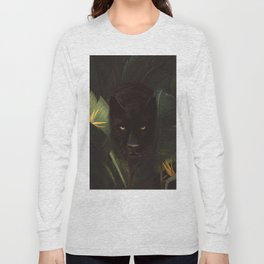 Hello Panther! Long Sleeve T-shirt