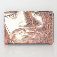 kurt rahn iPad Cases featuring Kurt by Nightrav3n