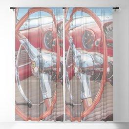 Thunderbird Sheer Curtain