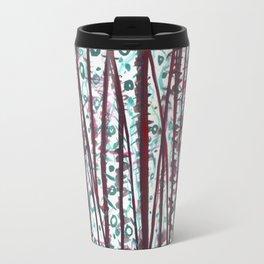 ABS-Pattern Travel Mug