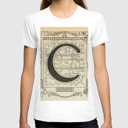 Capital C T-shirt