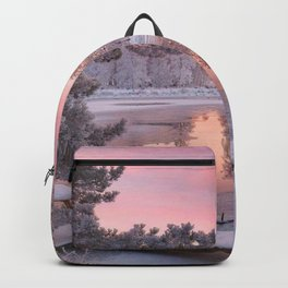 WINTER SCENE-3118/1 Backpack