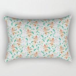Island Shower Pattern Rectangular Pillow
