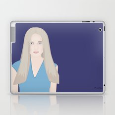Ghost Girl Laptop & iPad Skin