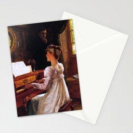 Edmund Leighton - Courtship Stationery Cards