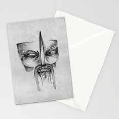 Mad Samurai Stationery Cards