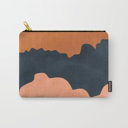 Cloud dust Carry-All Pouch