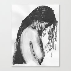 Kathyrin Canvas Print