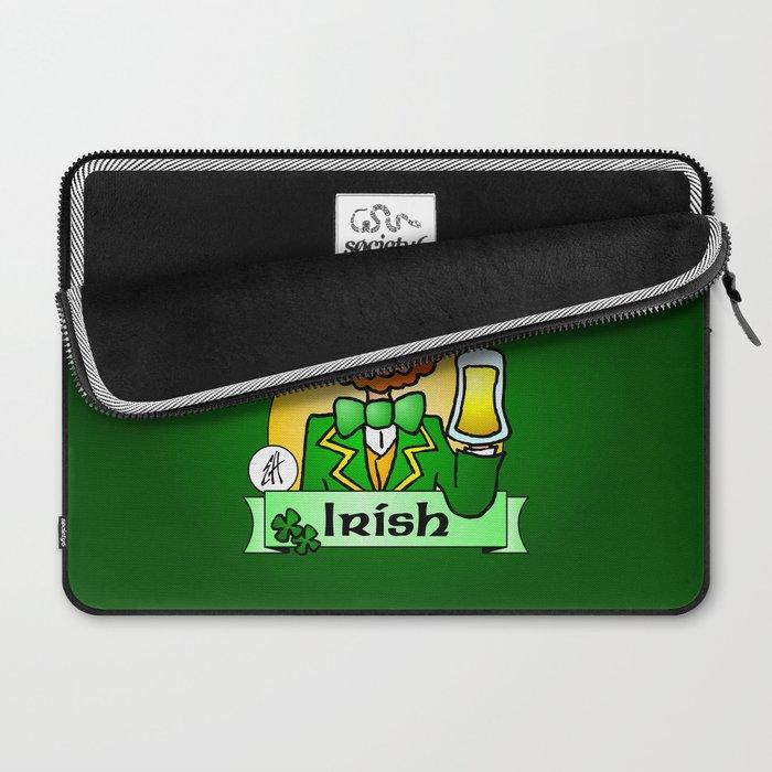St. Patrick's Day Laptop Sleeve