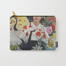 Beauty of Korea Carry-All Pouch