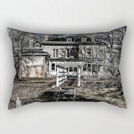 This Old Mansion Rectangular Pillow