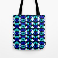baroque Tote Bags featuring BAROQUE by Luigi Riccardi