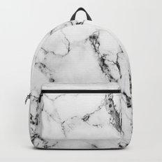 Marble #texture Backpacks