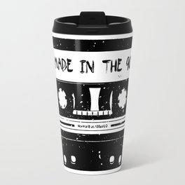 Made in the 90s Tape Travel Mug