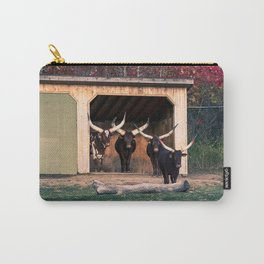 The bulls Carry-All Pouch