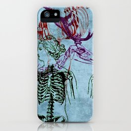 Our Young Bones iPhone Case