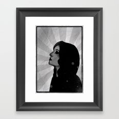 Madonna Framed Art Print