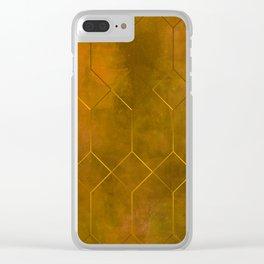 ELIJAH Clear iPhone Case