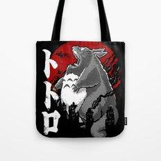 Totorozilla Tote Bag