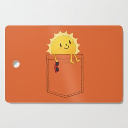 Pocketful of sunshine Cutting Board