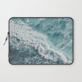 Saltwater Feelings Ocean Surf Laptop Sleeve