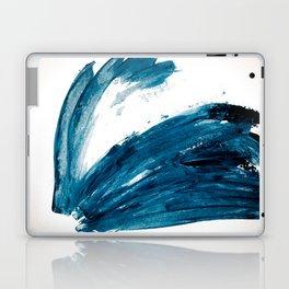 Bunny Blue Laptop & iPad Skin