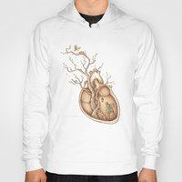 sublime Hoodies featuring Tree of Life by Enkel Dika
